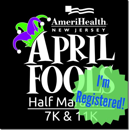 Race Plans: AC April Fool's Day Half Marathon & 7K