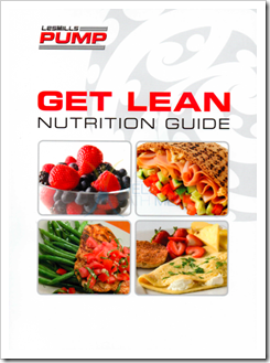 Les-Mills-Pump-Get-Lean-Nutrition-Guide