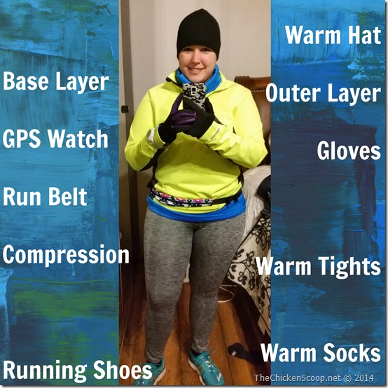 Winter Running Gear 101