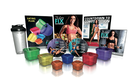 21 Day Fix Extreme Nutrition
