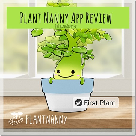 App Review: Plant Nanny, Water Reminder