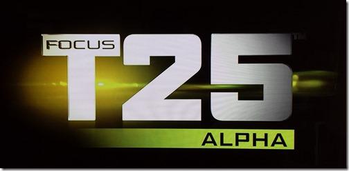 Focus T25 Alpha Video Recap