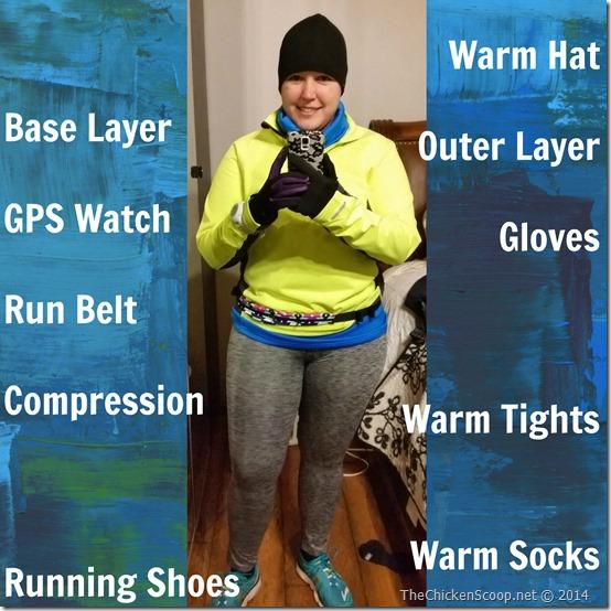 Winter Running Gear 101