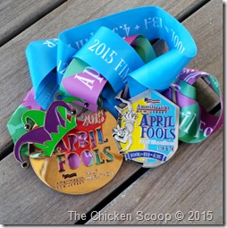 April Fool's Day Fool's Challenge 7K & Half Marathon